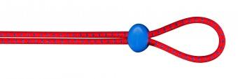 Bungee strop rød-navy