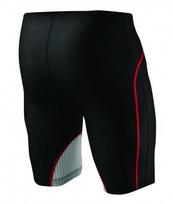 Carbon shorts 9 sort-hvid bag