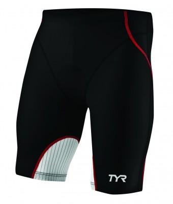 Carbon shorts sort-hvid bag